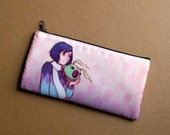 Kindness - Digimon Fanart Zipper Cosmetic Bag/Pencil Case