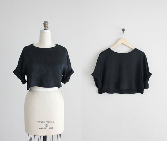 Cropped Blouse Top 120