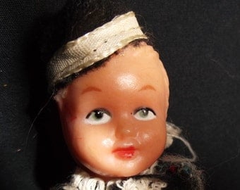 Vintage Scottish Doll