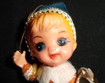 Vintage Hong Kong Jill Doll
