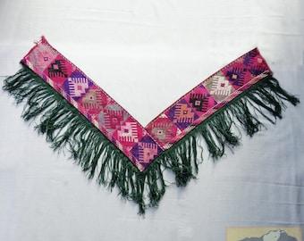 Vintage Uzbek Textile: Tribal Wallhanging, Saye Gosha Item E10