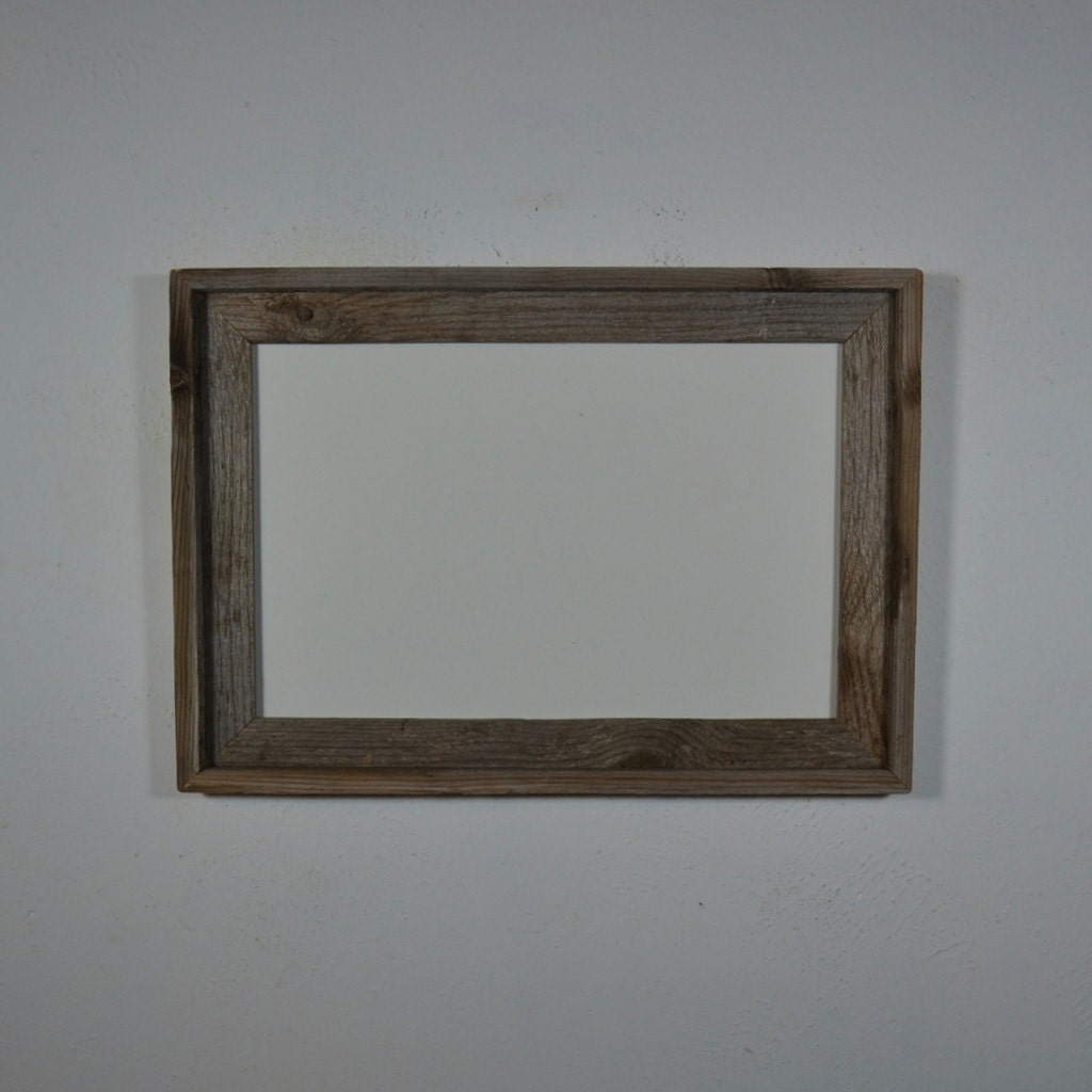 11x17 Wood Frame Great For That Favorite Old Or New By