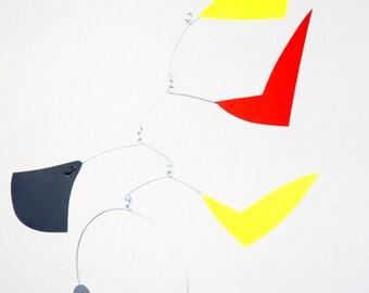 shocksquawk - hanging art mobile