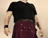 Celtic Embroidered Alt.Kilt Classic