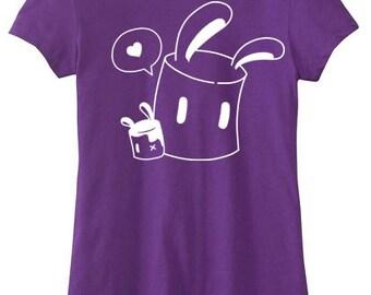 Kawaii T-shirt - Marshmallow Bunnies shirt cute anime pastel fairy kei decora japanese sweets food