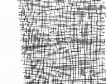 Thermofax Screen Gauze Screen
