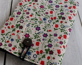 Laptop Sleeve Case Cover for 13 inch macbook/ linen