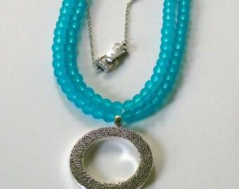 Open Seas necklace