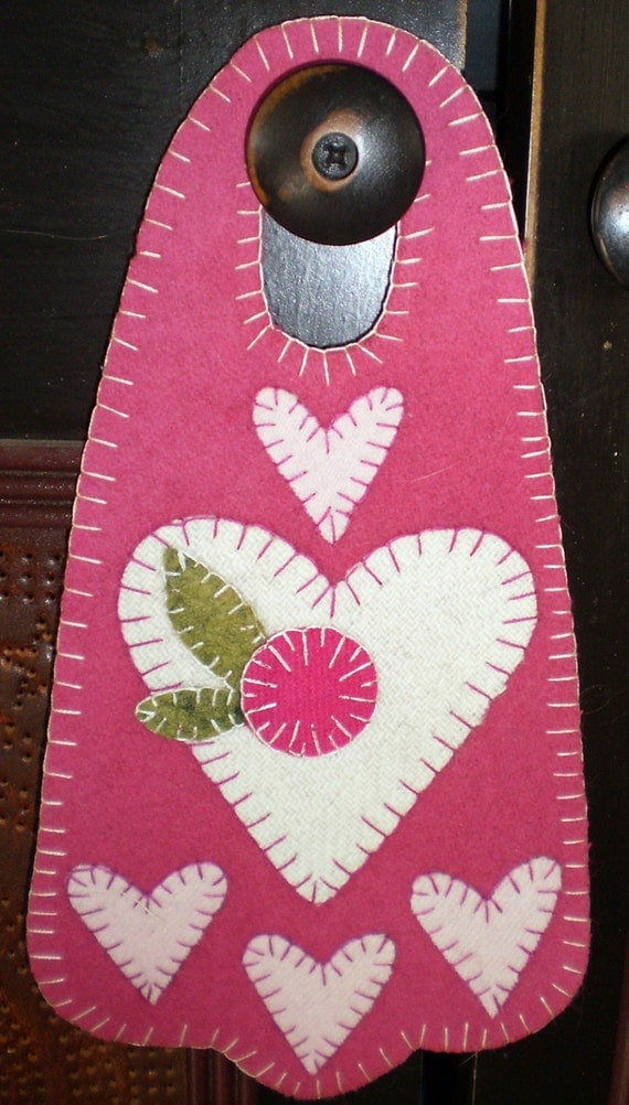 Items Similar To Oley Valley Primitives Valentine Hearts