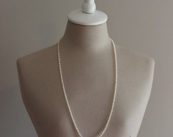 Convertible Pearl Necklace