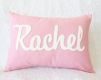 Custom Personalized Pillow - Kids / Furniture & Decor / Bedding / Dorm Decor