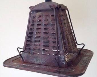 Vintage Toaster Pendant Light