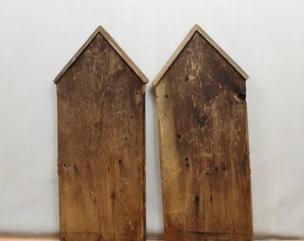 20 PERCENT OFF Code: 20FOR17 > Antique Church Pew Seat Bench Ends Reclaimed Wood