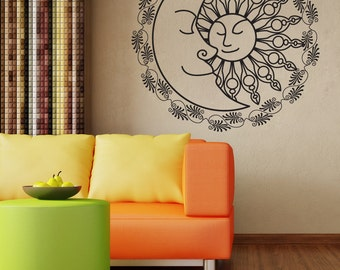 Vinyl Wall Art Decal Sticker Eclipse OSDC755m