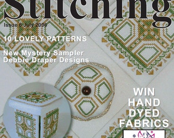 Issue 6 The Gift of Stitching Cross Stitch Magazine