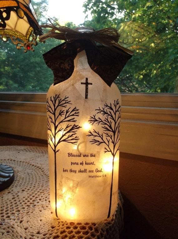 Scripture Lamps - Custom