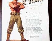 Pennsylvania Railroad - WWII - 1944 - Magazine Advertisement