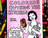 Women's History Coloring Book: Pocket-sized