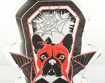 French Bulldog Dog Breed Pillow
