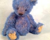 OOAK Artist Mohair Teddy Bear by Teri Kehrli ~ Lonnie