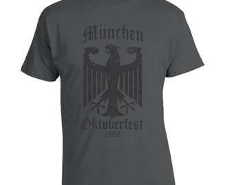 Oktoberfest Shirt, Craft Beer Tshirt, Beer Festival Shirt, Octoberfest, Vintage Munich Shirt, German Shirt