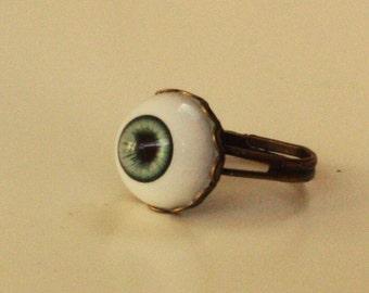 Eyeball ring