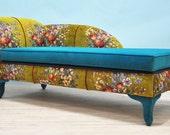 Gobelin chaise lounge