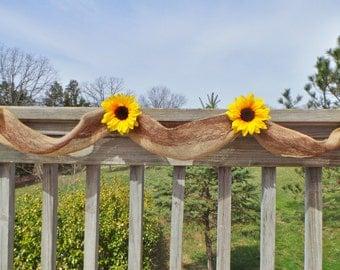 sunflower wedding etsy. Black Bedroom Furniture Sets. Home Design Ideas
