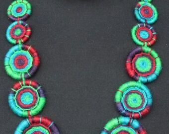 Rock Pool Dorset Button necklace Kit