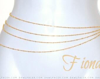 Fiona Waist Chain ~ YourWaistBeads.com