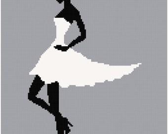 Princess 32 Cross Stitch Pattern