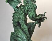 Cthulhu Rising Statue