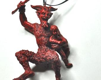 Krampus Ornament, version 2