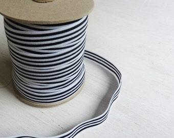 Trim elastic Stripe