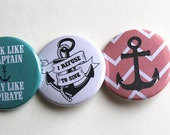 The Captain's Deck - Nautical Themed Buttons