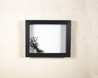 12x12 Shadow Box Frame - DEEP Shadow Box, 2 Inch or 3 Inch Deep, Display Frame - Black