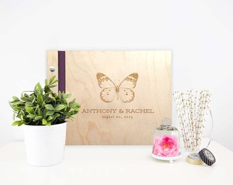 Butterfly Effect Guest Book