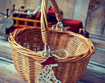 Fire fighter-wedding-flower girl-basket-fireman-cake topper-ring bearer-decor-bride-groom-firefighter wedding cake-flower girl-themed