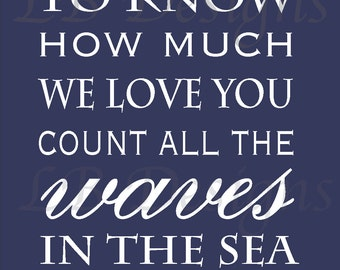 Nautical Nursery Print, Whale Nursery Decor, Boy Nursery, Navy Blue Nursery, Boy Nautical Bedroom, Playroom Decor, Nautical Print