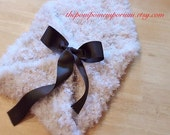 Baby Photography Prop Cocoon Fluffy Envelope Pouch Blanket