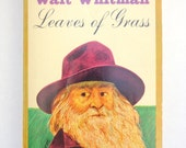 Vintage Leaves of Grass.  Whitman.  Paperback.