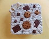 Chocolate Themed Decoden Box