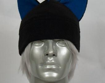 Blue Mohawk Hat