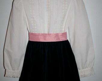 Vintage Christian Dior Jeunesse dress 6 girls