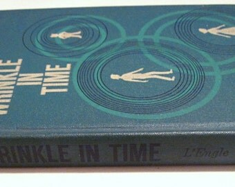 Wrinkle in Time - First edition, Farrar, Straus and Cudahy
