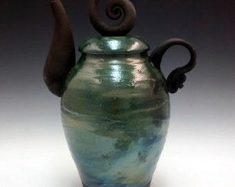 Popular Items For Raku Pottery On Etsy