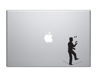 Circus Artist #5- Juggling Rope Walker Acrobatic Perform - Mac Apple Laptop iPad