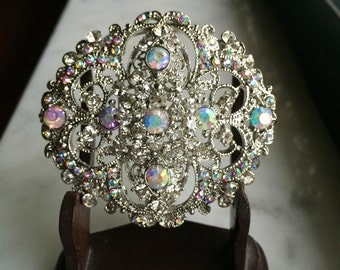 vintage inspired  wedding brooch  brooch bouquet invitations or cake jewelry bouquet jewelry DIY brooch bouquet DIY wedding