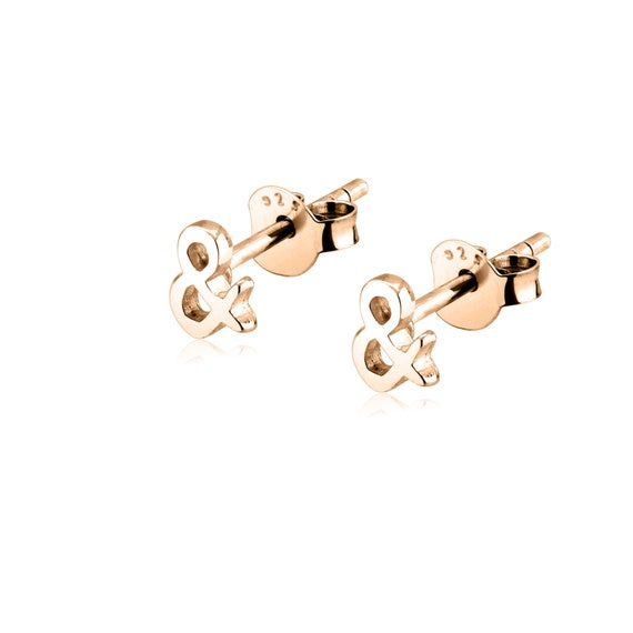 silver accessories earrings click jewelry symbol character chinese shop