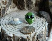 Alien and spaceship friend studs